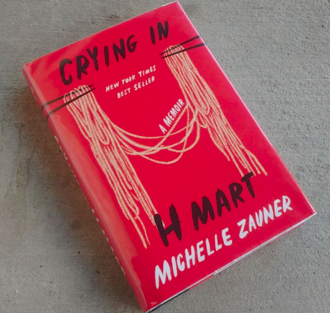 Book Review: Crying in H-Mart
